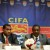 CIFA President Jeffrey Webb and new Director of Cayman Islands National Teams Renard Moxam