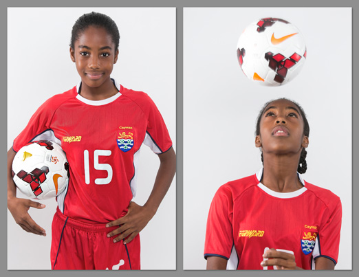 Sabrina Suberan – Cayman Islands Under 15 Girls National Team