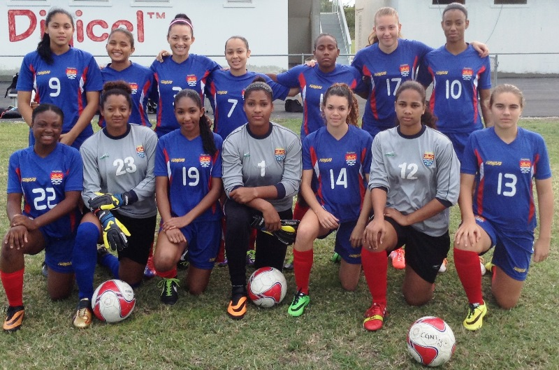 Collegiate women s soccer team to face local ladies  125ac7939